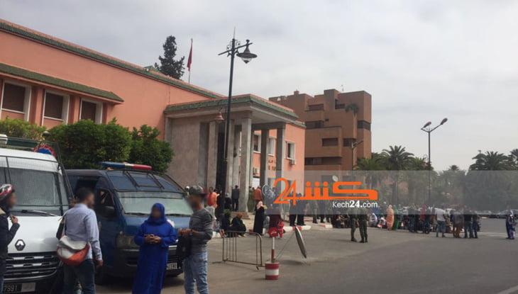 جنايات مراكش تبث في قضية هدم منزل وتهديد صاحبه بسلاح ناري بجماعة سيدي المختار