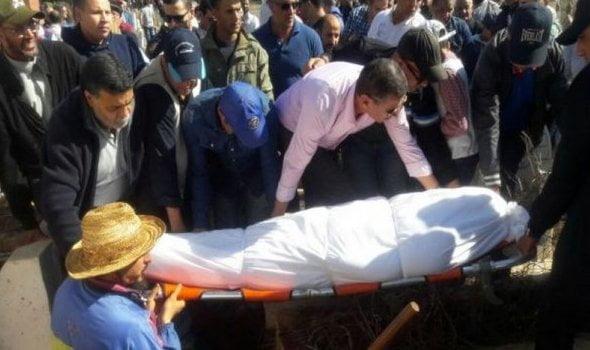 جثمان المنشط الإذاعي براديو