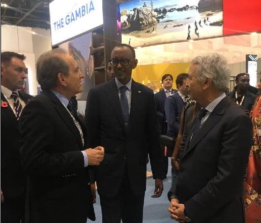 """انطلاق فعاليات معرض """"سوق السفر العالمي"""" بلندن بمشاركة المغرب"""