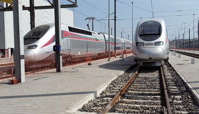 المكتب الوطني للسكك الحديدية يوضح بعد خروج قاطرة التجارب الفائقة السرعة عن مسارها