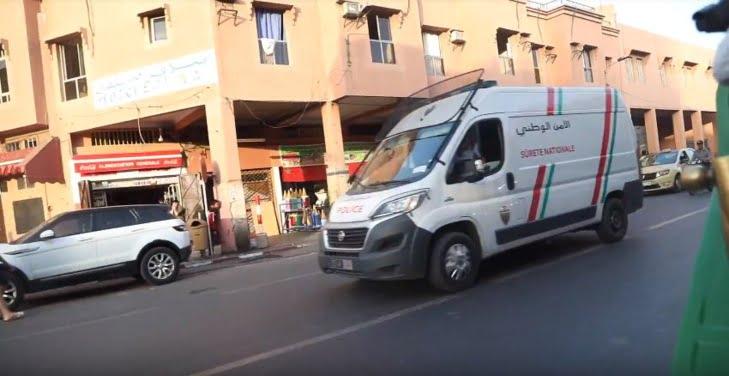 عاجل: أمن مراكش يوقف أربعة مواطنين هولنديين قرب موقع حساس