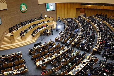 إدراج مقترحين تقدم بهما المغرب في أشغال اللجنة التنفيذية للاتحاد البرلماني الإفريقي