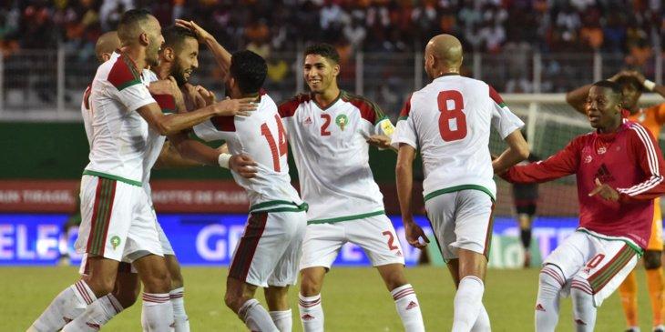 المنتخب المغربي أول فريق في تاريخ افريقيا يمر للمونديال دون تلقي اهداف