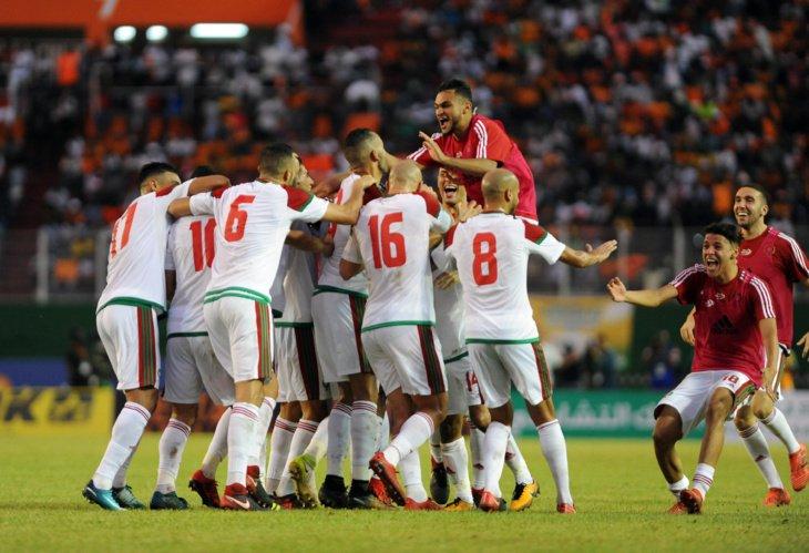 ريال مدريد يهنيء منتخب المغرب على التأهل لكأس العالم