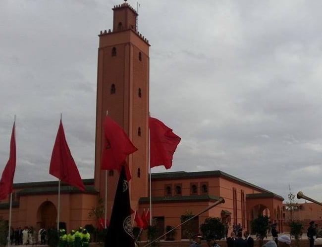 هكذا بقي مسجد دشنه الملك محمد السادس بمراكش بدون إمام وخطيب جمعة لنحو 4 سنوات + ڤيديو