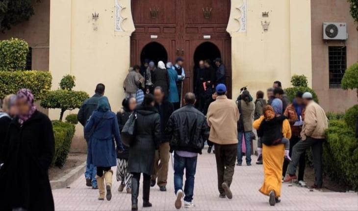 سيدة تتعرض للنصب و الاحتيال والمتهم أمام انظار النيابة العامة بمراكش