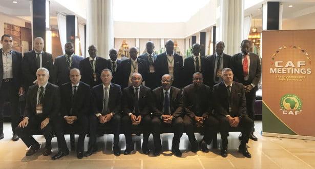 المنتخب الوطني المغربي على رأس مجموعته قبيل القرعة