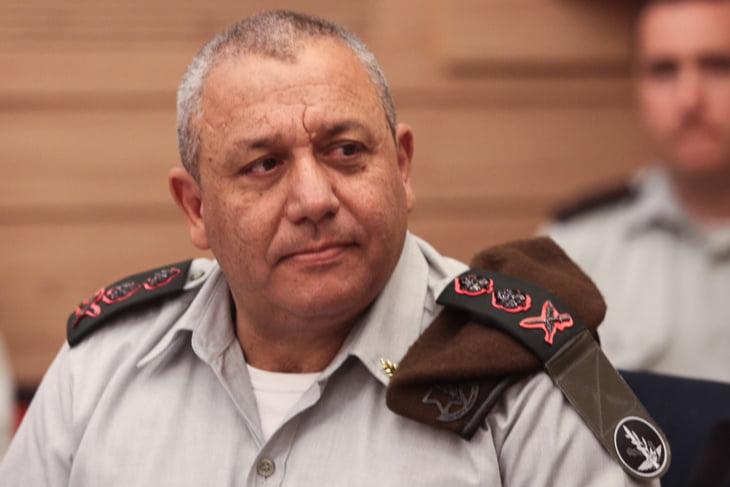 رئيس الأركان الإسرائيلي يبدي استعداده لتبادل المعلومات مع السعودية