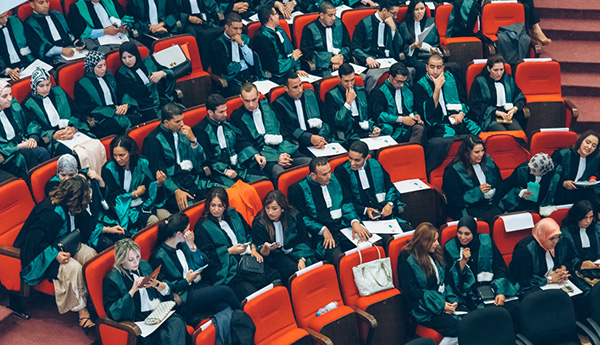 اختيار المغرب لاحتضان أكبر تجمع عالمي للقضاة