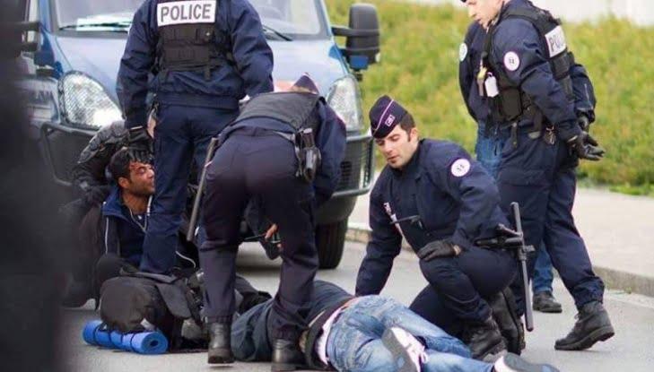 شرطي فرنسي ينهي حياة 3 أشخاص ثم ينتحر