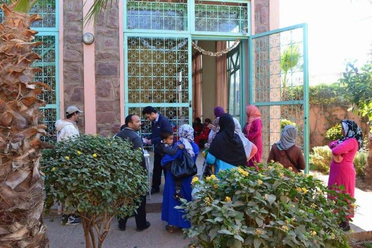 إتحاد جمعيات المجتمع المدني بأوريكة ينظم قافلة طبية وعدد المستفيدين يناهز الخمسمائة
