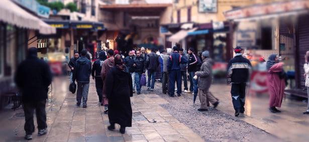عقد اجتماع برئاسة العثماني لإعداد استراتيجية وطنية للتنمية والقضاء على الفقر