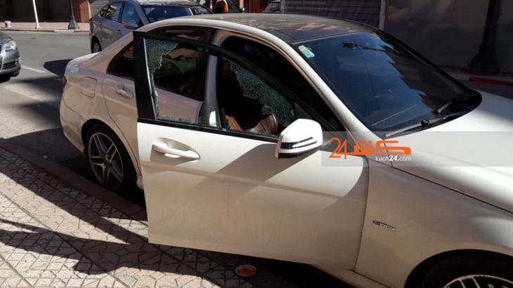 عاجل: تعرض سيارة للسرقة بمراكش و