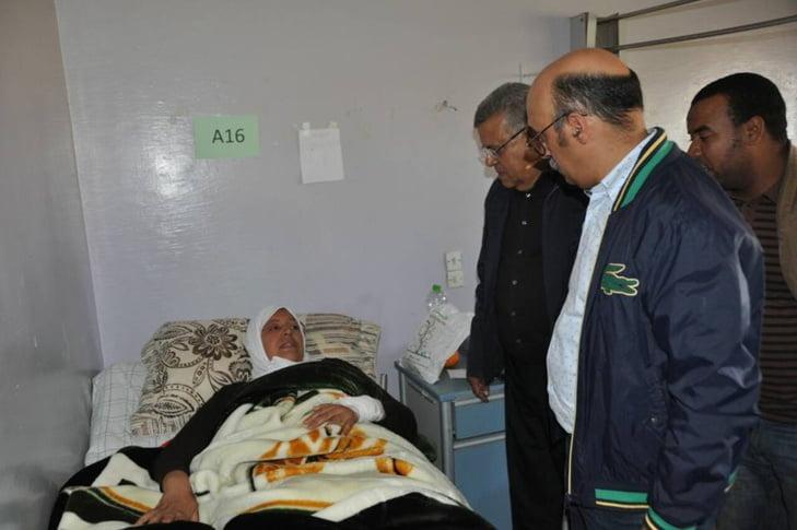 المصابون في تدافع فاجعة الصويرة يغادرون المستشفى بعد تحسن حالتهم الصحية