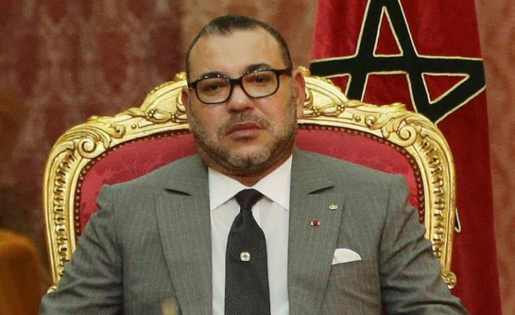 الملك محمد السادس يوجه رسالة إلى رئيس الجمهورية اللبنانية