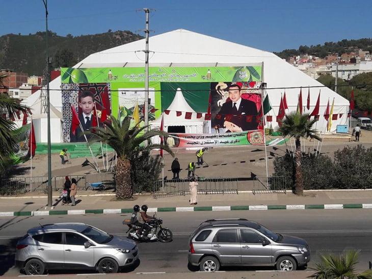 عارضون من مراكش يشاركون في المعرض الوطني الثاني للزيتون