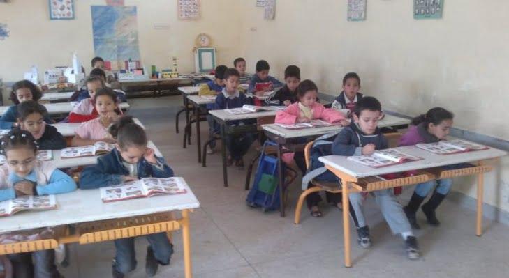 تقرير : ثلث أطفال المغرب بدون مستوى دراسي