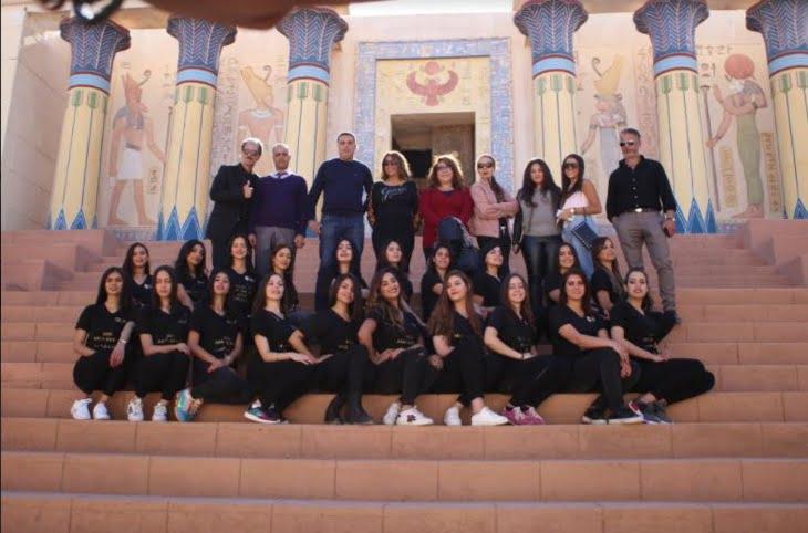20 شابة يتنافسن بورززات لتمتيل المغرب في مسابقة ملكة جمال العرب+ صور