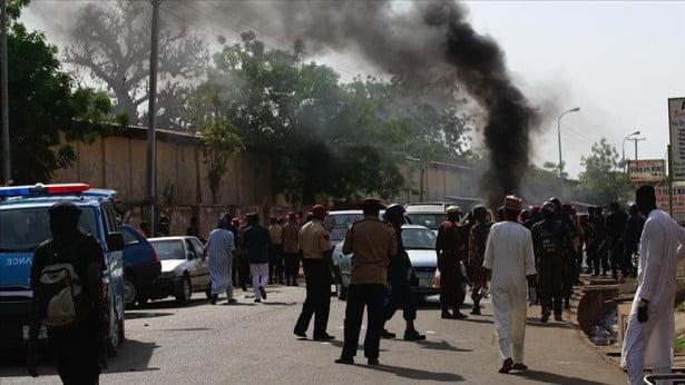 ارتفاع عدد ضحايا الهجوم الانتحاري في مسجد بنيجيريا إلى 58 قتيلا