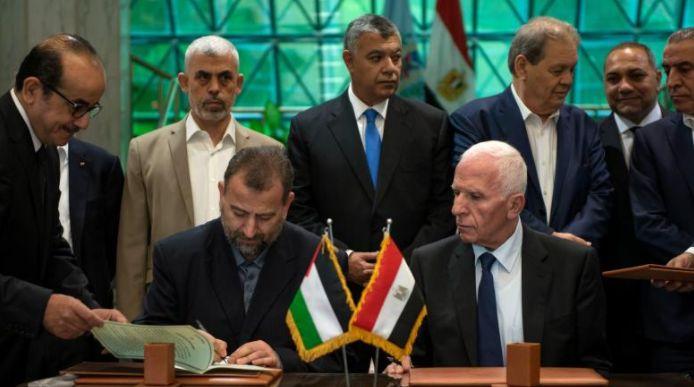 الفصائل الفلسطينية تتوافق على إجراء الانتخابات الرئاسية والتشريعية قبل نهاية 2018