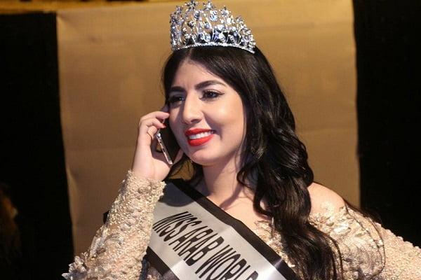 بالصور : طالبة هندسة تفوز بلقب ملكة جمال المغرب 2018