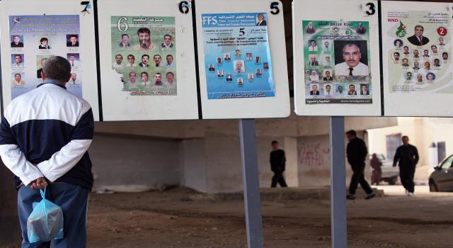احباط وعزوف يرافقان الانتخابات المحلية بالجزائر في مسرحية محسومة النتائج