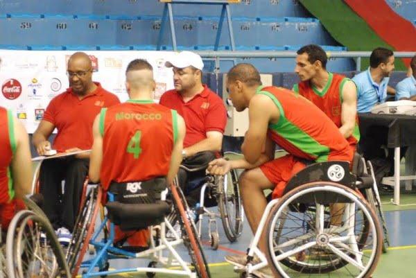 منتخب السلة المغربي يتوج بطلا لإفريقيا ويتأهل لبطولة العالم