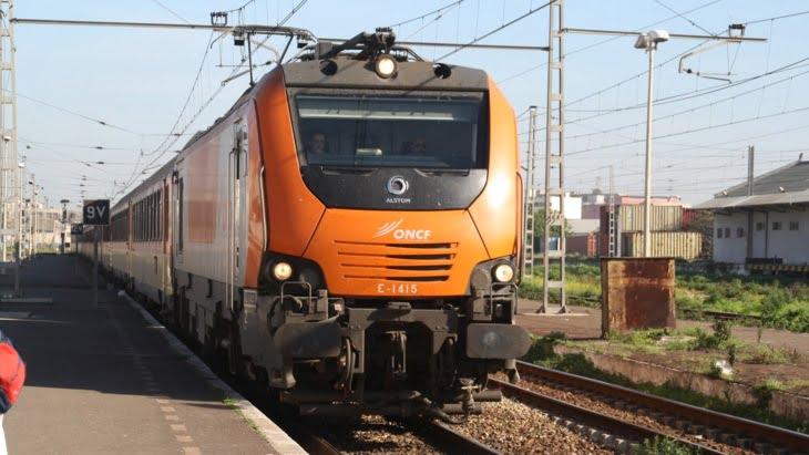 توقف حركة القطارات بين مراكش والدار البيضاء