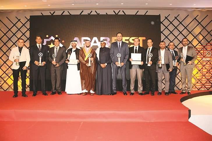 مدينة مراكش تحتضن الحفل السنوي لجائزة أفضل العرب في دورتها الثانية