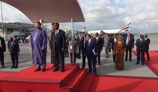 وزير الشؤون الخارجية والتعاون يكشف خلفيات الزيارة الملكية لكوت ديفوار