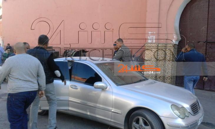 عاجل: اعتقال عشريني روع ساكنة باب أيلان بمراكش + صور