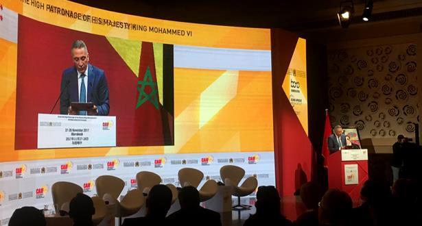إنطلاق أشغال المنتدى الإفريقي الصيني للاستثمار بمدينة مراكش
