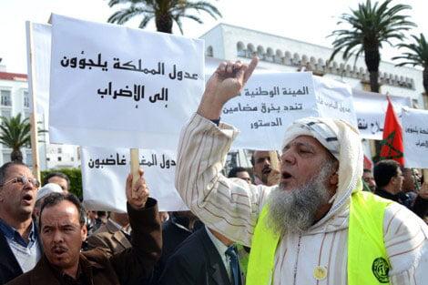 الاضراب الوطني للعدول يشل عمليات التوثيق بمحاكم المملكة