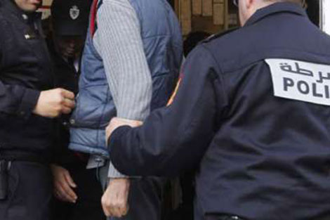 عاجل: أمن مراكش يعتقل زعيم شبكة مسلحة للاتجار في المخدرات