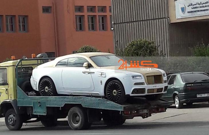 هذه قيمة سيارتي صاحب مقهى لاكريم المحجوزتين من طرف سلطات مراكش + صور