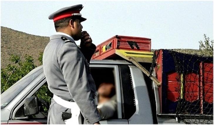 الدرك يفكك عصابة لتزوير وثائق السيارات بمراكش