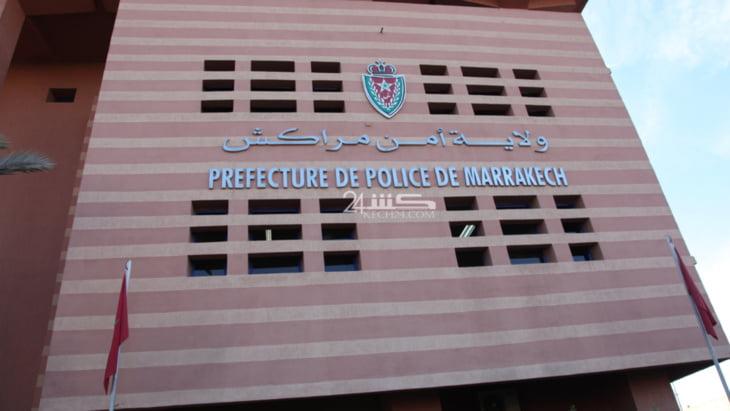 تعيين رئيس جديدة للدائرة الامنية 15 بمدينة مراكش