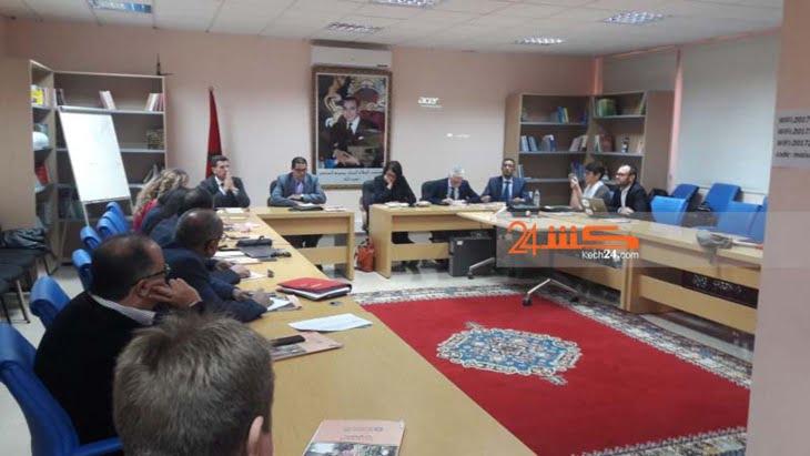دار المنتخب بمراكش تبدأ بتنفيذ برنامج تاطيري لمنتخبي الجهة لتنزيل برنامج التنمية الجهوي