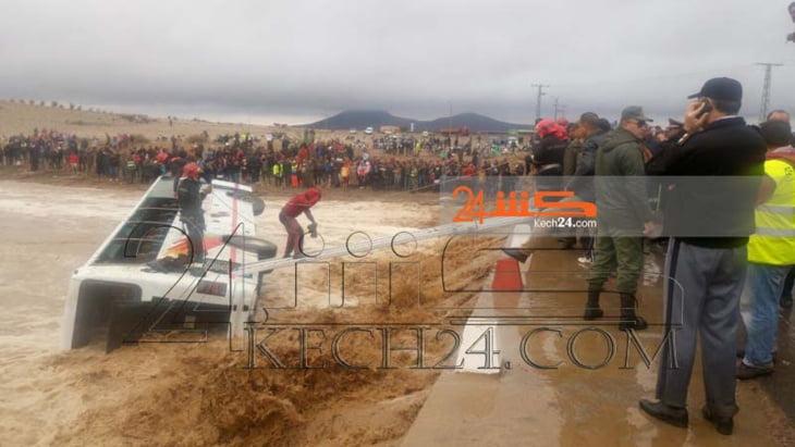 السلطات المحلية تكشف عن الحصيلة النهائية لحادثة تامنصورت