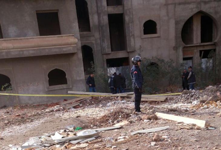 صادم: سقوط عامل بناء من الطابق الرابع لعمارة بمراكش