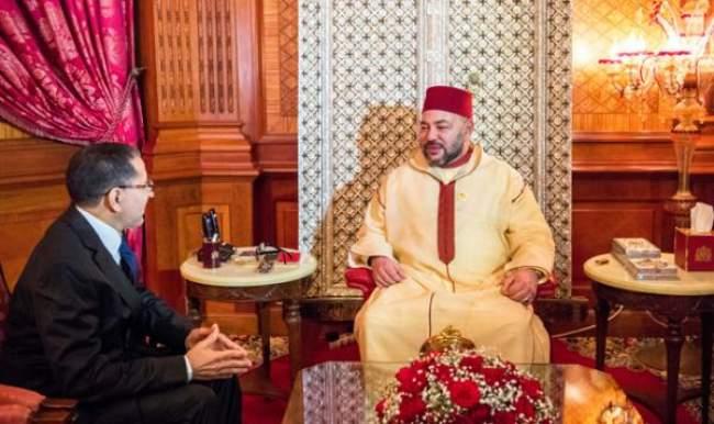 العثماني يسلم لائحة المرشحين للاستوزار إلى الديوان الملكي