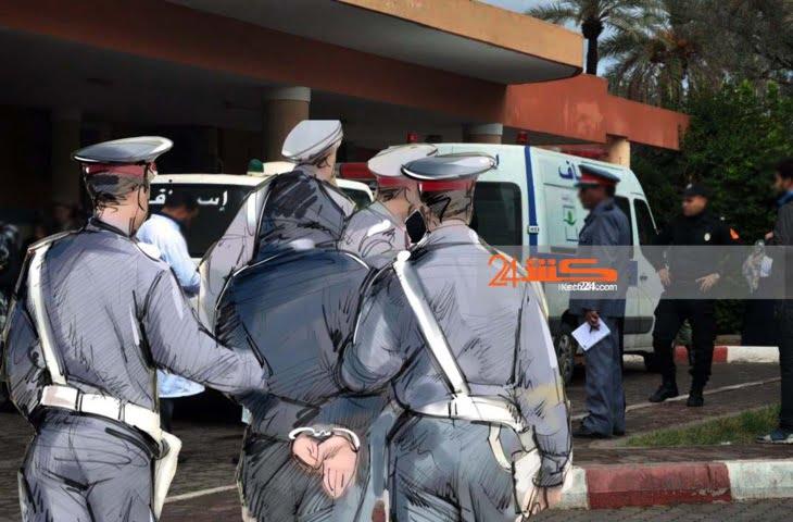 الدرك يعتقل شخصا ثالثا متهما بقتل صاحب