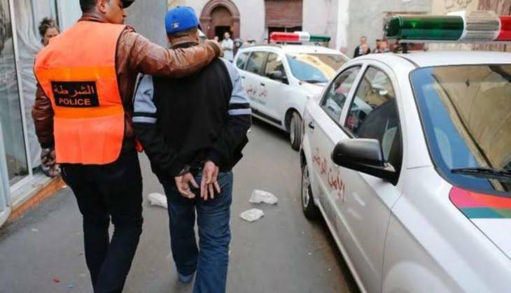 تراجع معدل الجريمة بالمغرب