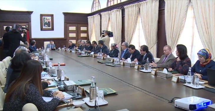 نصوص قانونية هامة أمام مجلس الحكومة في إجتماع الخميس