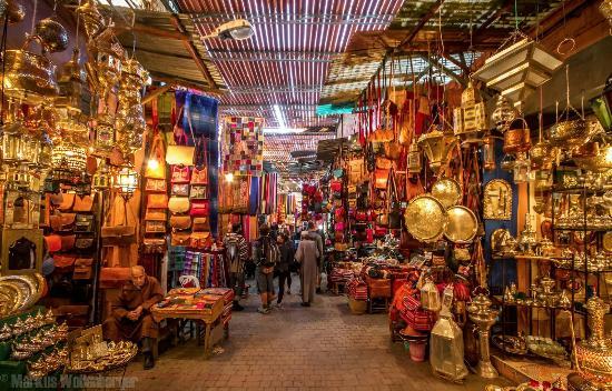 مراكش في مقدمة المدن المحتضنة لمقاولات الصناعة التقليدية بالمغرب
