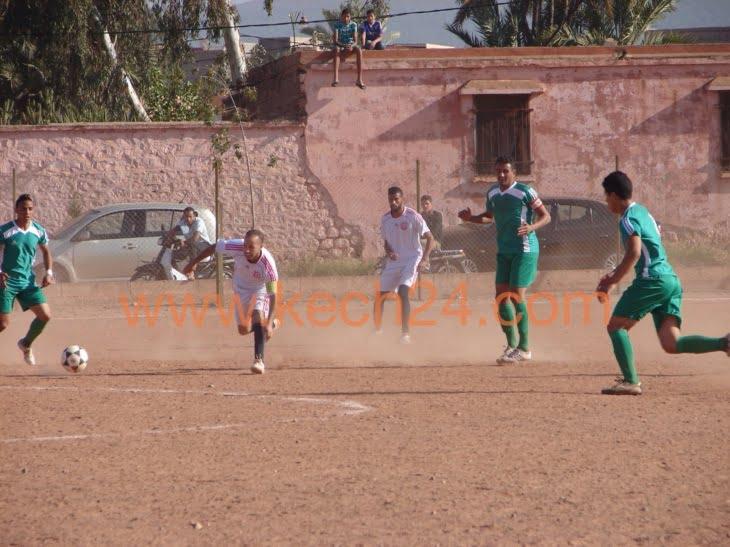 وداد قلعة السراغنة يدك جاره بحصة كبيرة ضمن مسابقة كأس العرش في كرة القدم + نتائج الدور الأول