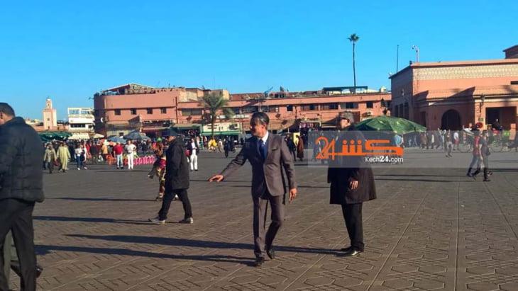 ساحة جامع الفنا تستعد لاحتضان حفل مغني راب عالمي في هذا التاريخ + صور