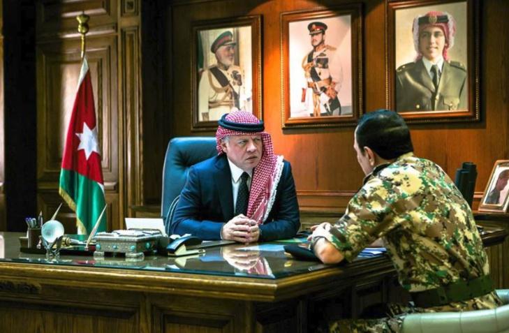 الديوان الملكي الأردني يندد بإشاعات مسيئة لأمراء