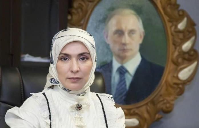 لجنة الانتخابات تعلن ترشيح مسلمة محجبة للتنافس مع بوتين على رئاسة روسيا