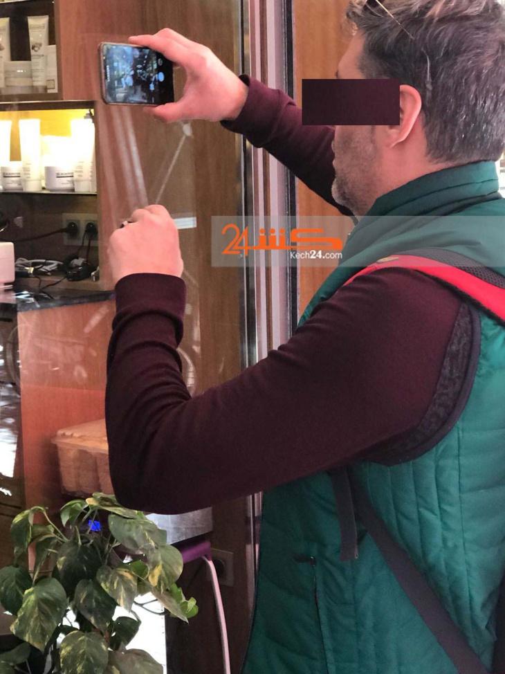 عاجل.. علم البوليساريو يقود سائح أجنبي للاعتقال بمراكش + صورة